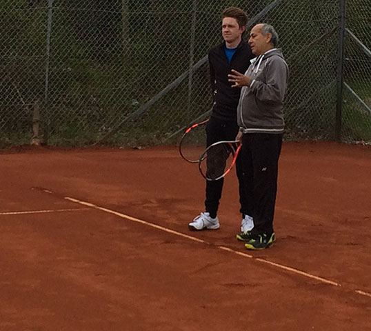 Coaching Kasper