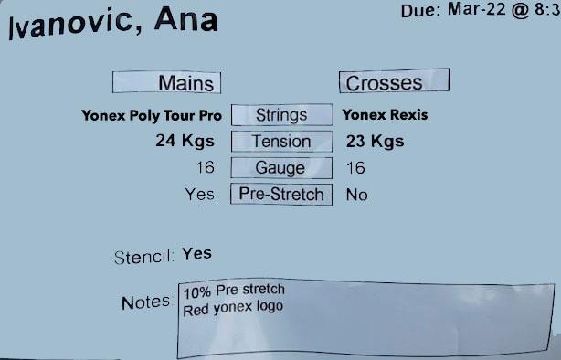 Yonex Strenge